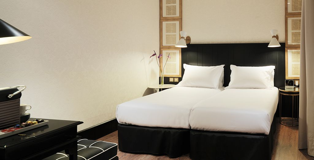 Where our members can enjoy a Double Room
