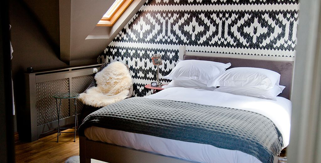 Or a Large Luxury Double Room