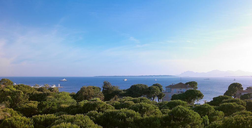 And explore the wonderful surrounding scenery