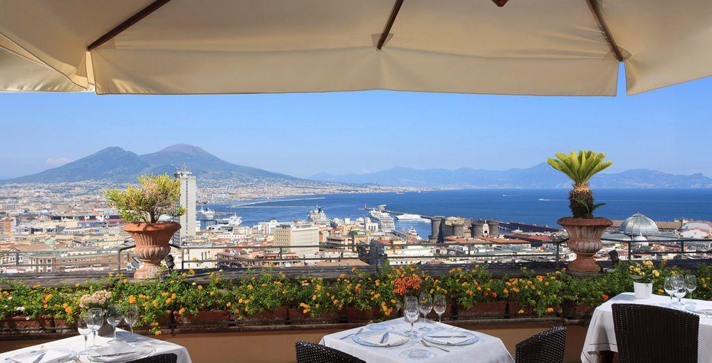 Amazing panoramic views await you here