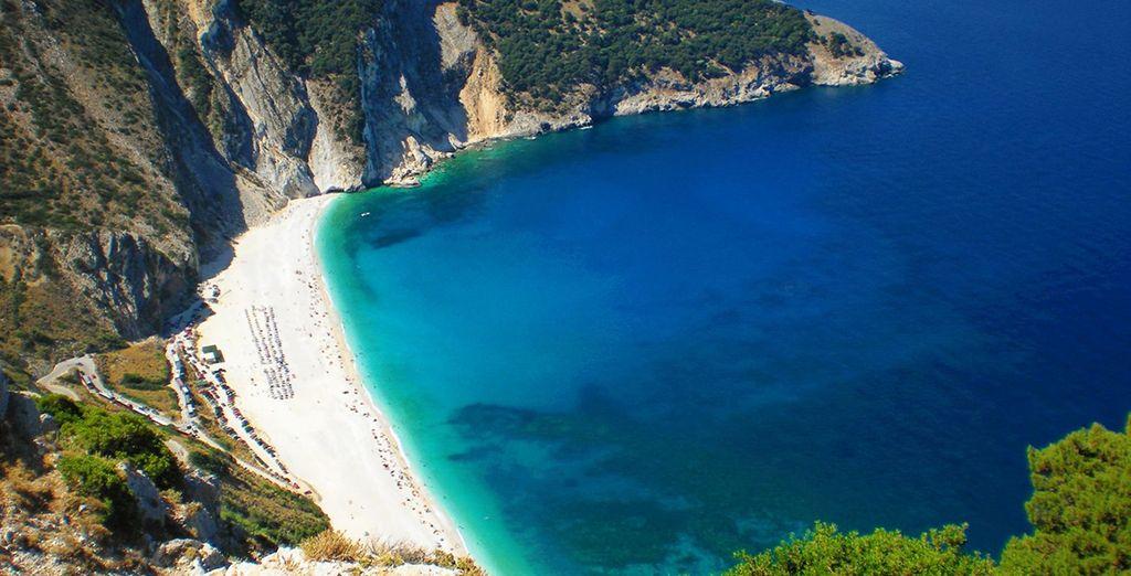 Visit Myrtos Beach