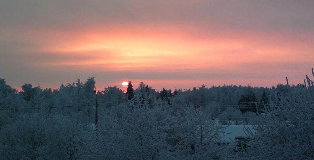 Explore the Arctic grandeur of Kemi