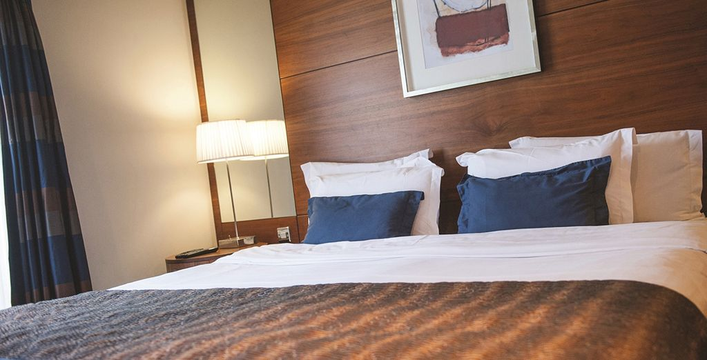 Where you can enjoy a 1, 2 or 3 night stay