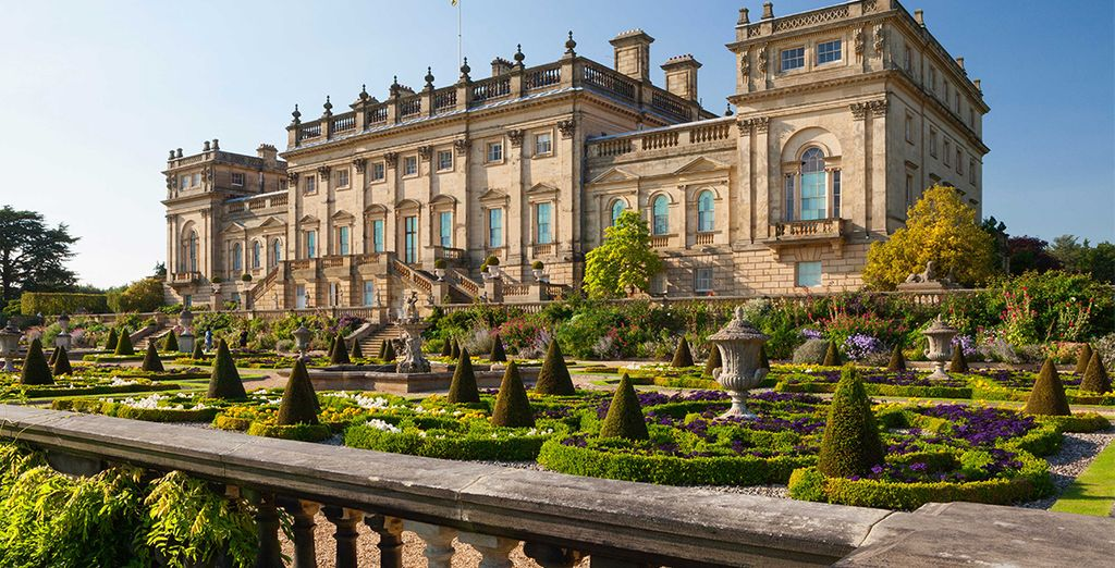 Soak up some history at nearby Harewood House (10 miles)