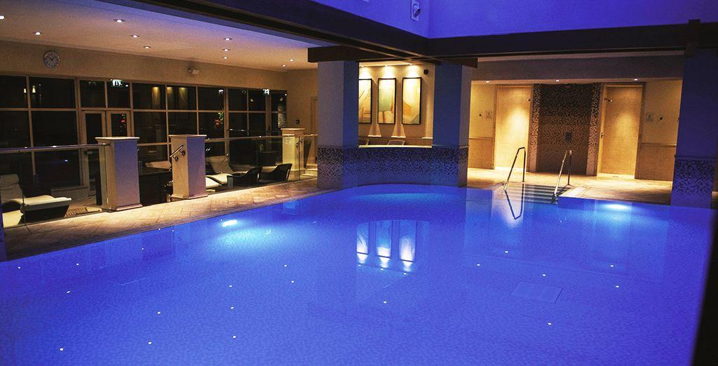 Discover a beautiful spa hotel near Leeds