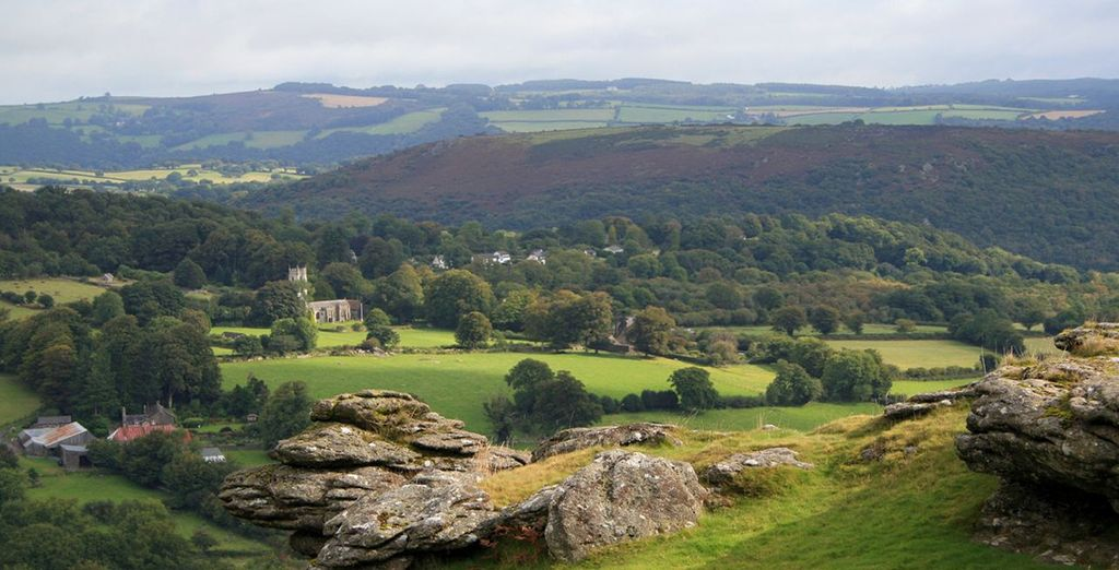 Set out and explore the beauty of Devon....