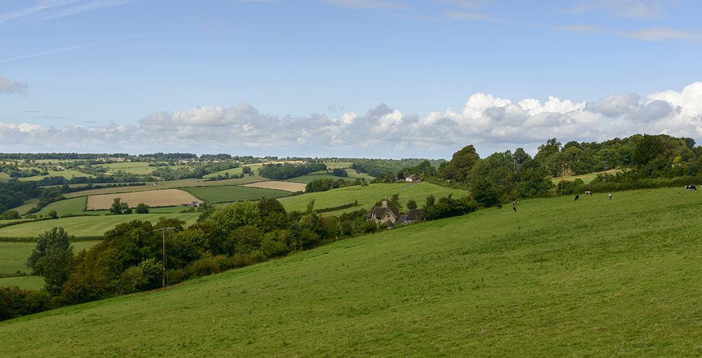 Fall in love with the English countryside