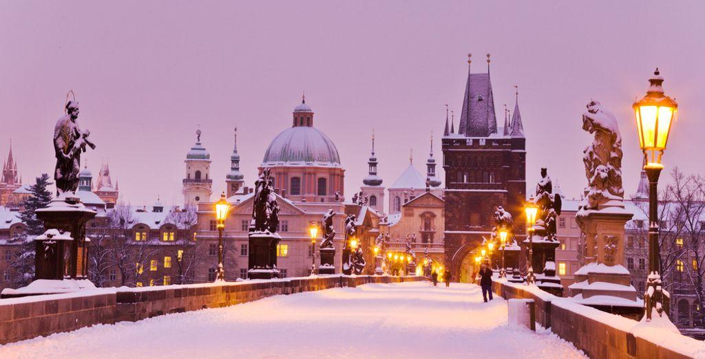 Located in Prague
