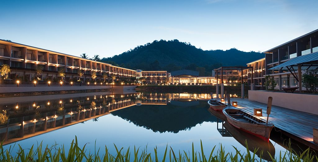A luxury hotel that stays true to its roots