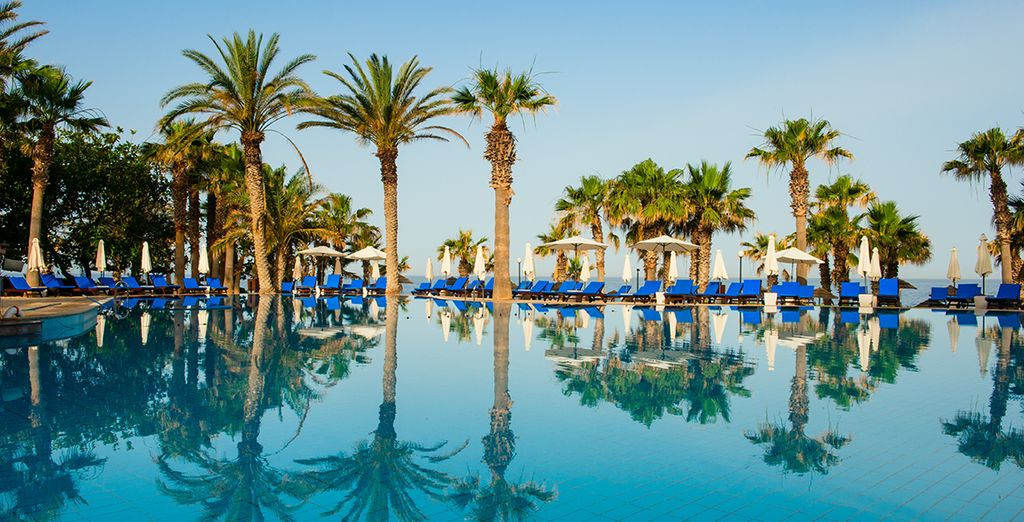 Enjoy a beautiful Cypriot spa retreat
