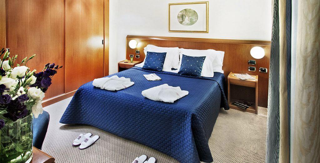 Get ready for a cosy, lavish retreat