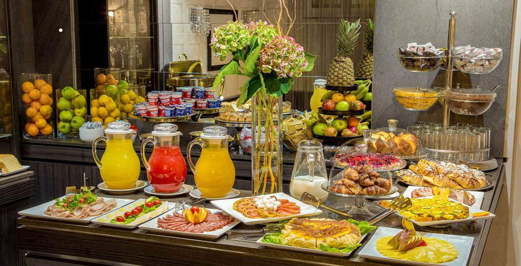 Start your day with a delicious daily breakfast