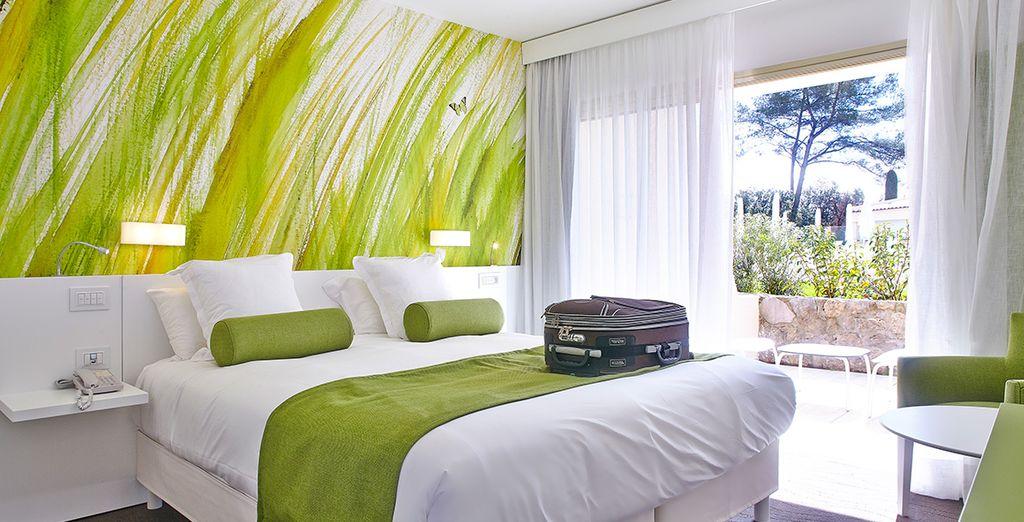 Guests staying in February and March will be upgraded to a Superior Room