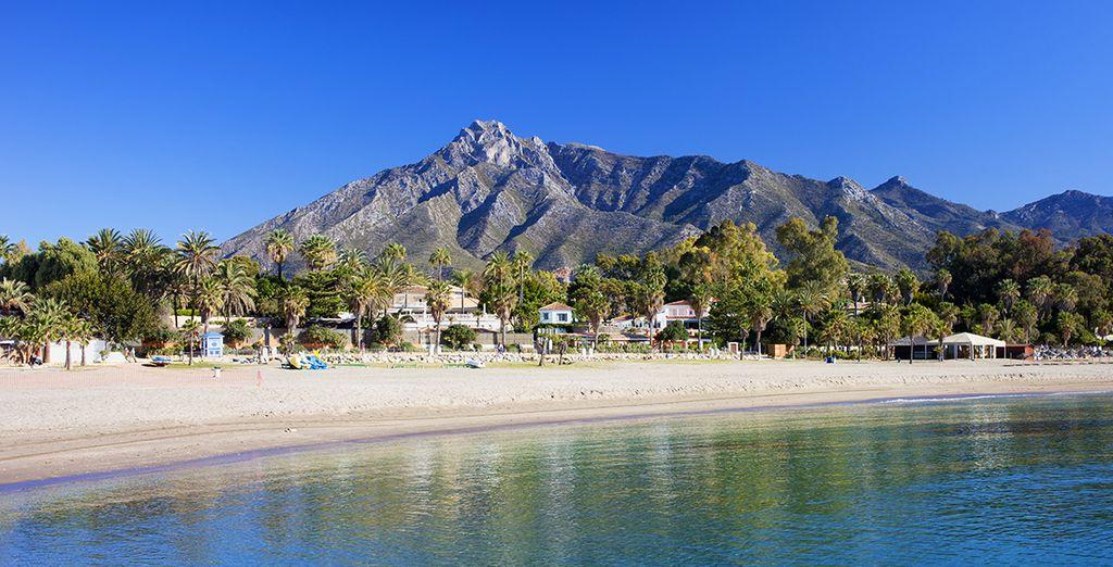 Located in the Costa del Sol