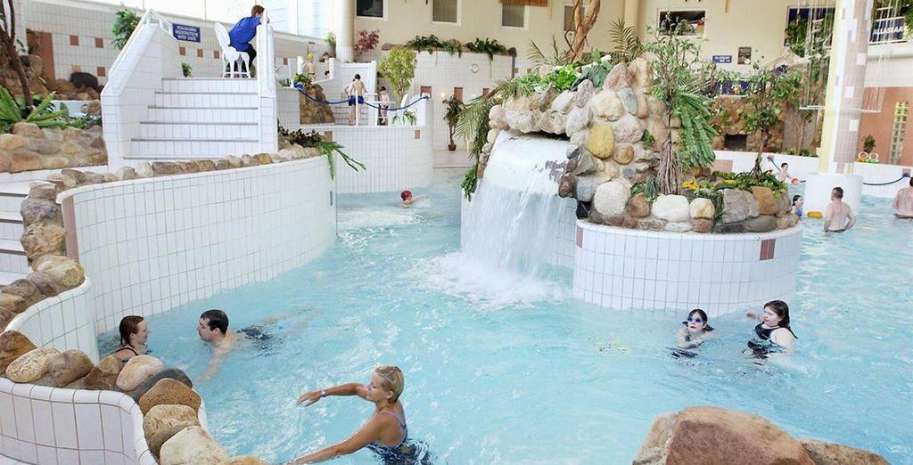 With brilliant facilities (Holiday Club Saariselka)