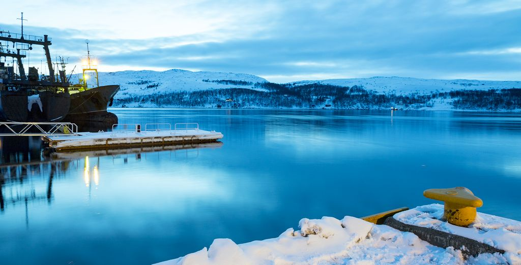 Visit the small town of Kirkenes