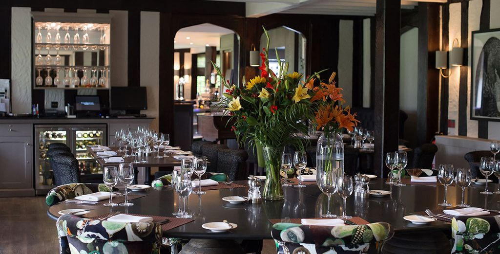 Which has been newly refurbished throughout