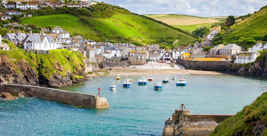 Escape to the Cornish countryside