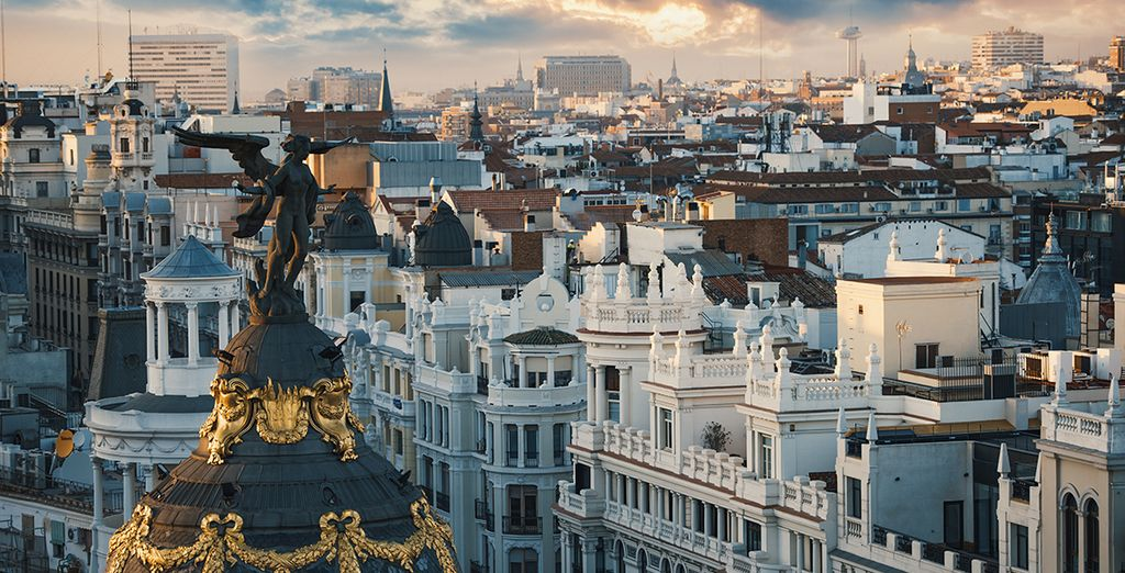 Madrid has so much to offer!