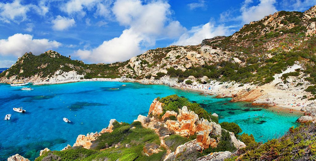 Explore this beautiful archipelago with added car hire
