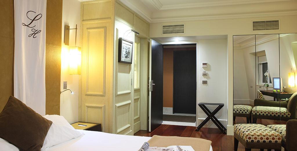 Where our members can enjoy a comfortable and welcoming Lisboa Room