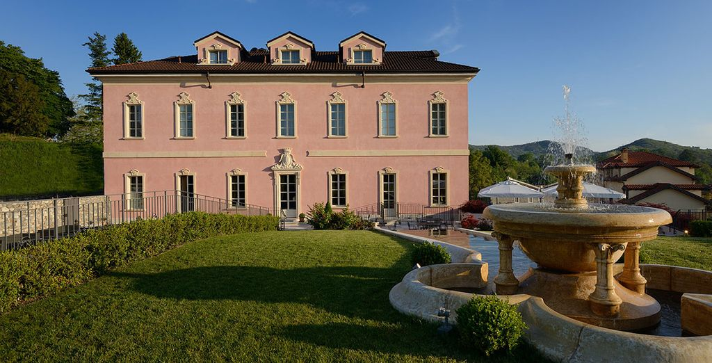 An idyllic Italian break awaits you