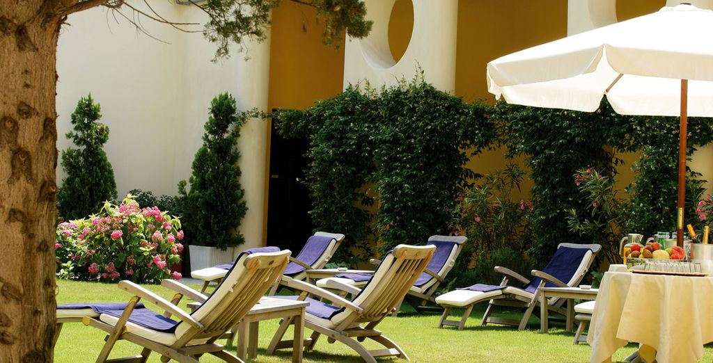Stay at the tranquil Best Western Premier Hotel Sant'Elena