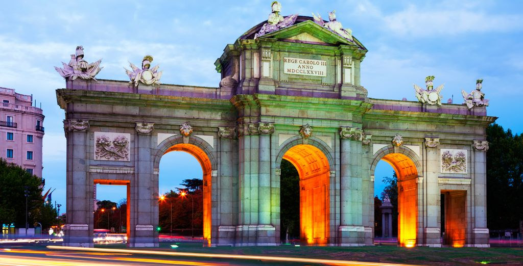 Discover historic monuments at every turn