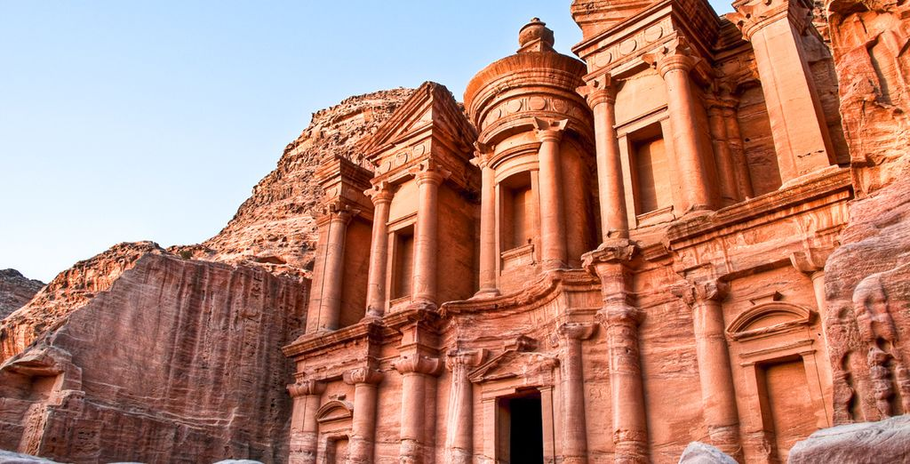And explore world heritage sights