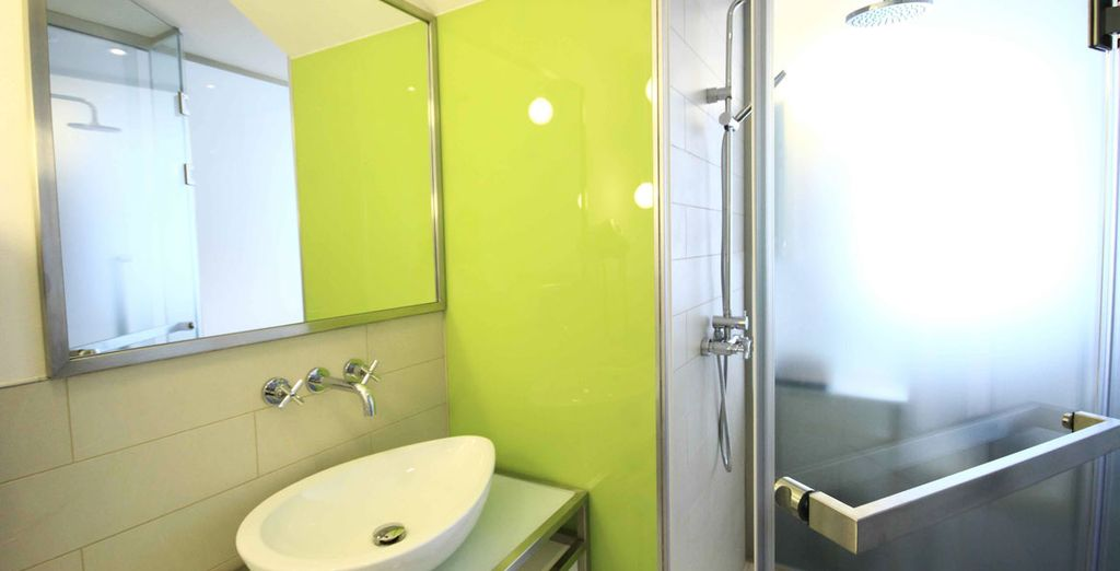 Equipped with functional facilities