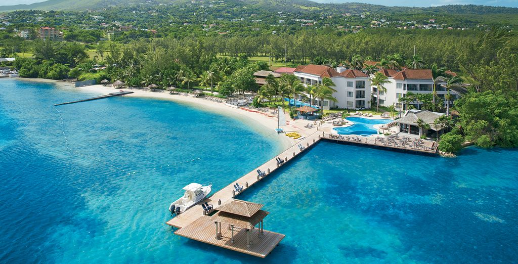 Immerse yourself in the beautiful vistas of Montego Bay