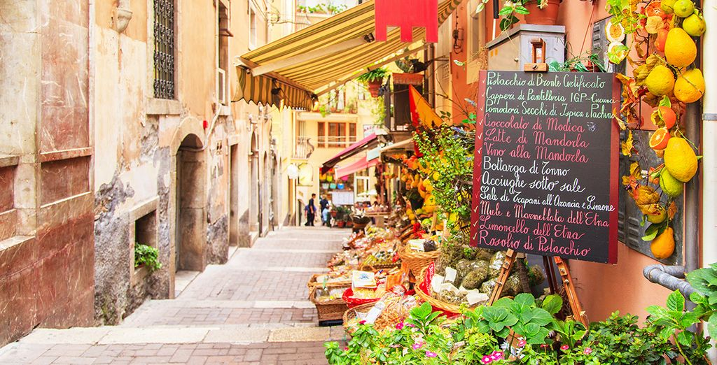 Sicily has been luring passersby since the time of legends