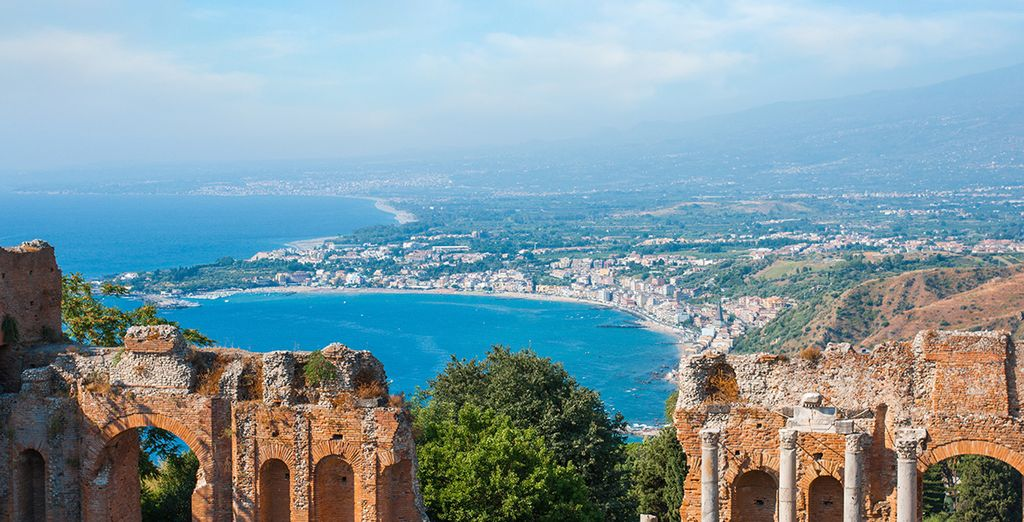 Or head to nearby Palermo