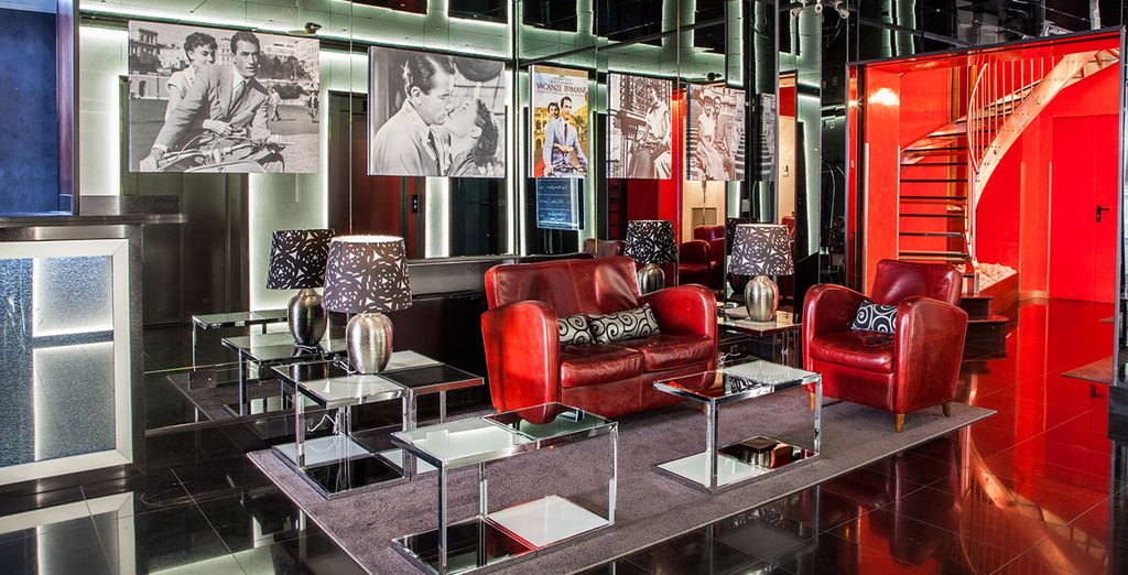 Welcome to La Griffe Roma - MGallery Collection by Sofitel 5*