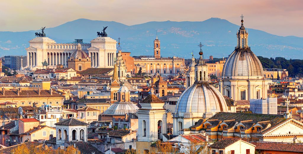 Nothing is more fascinating than the history of Rome
