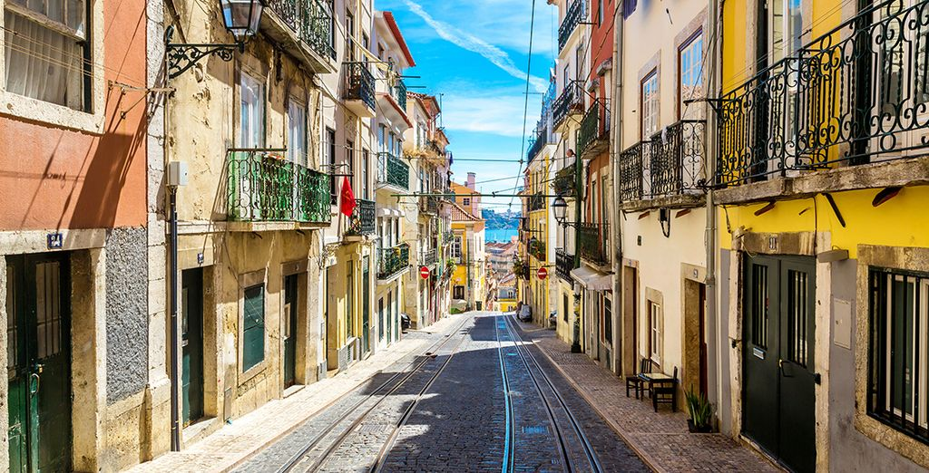 Lisbon will stay in your heart long after you leave