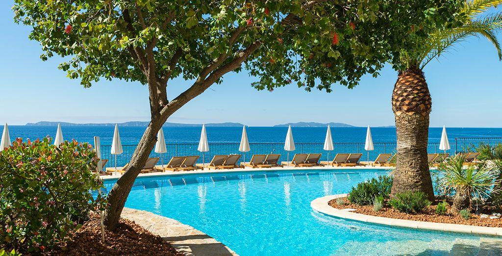 South of France holidays Saint Tropez