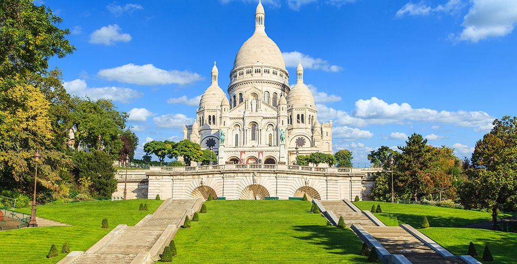Weekends in Paris - Sacré-Coeur Montmartre