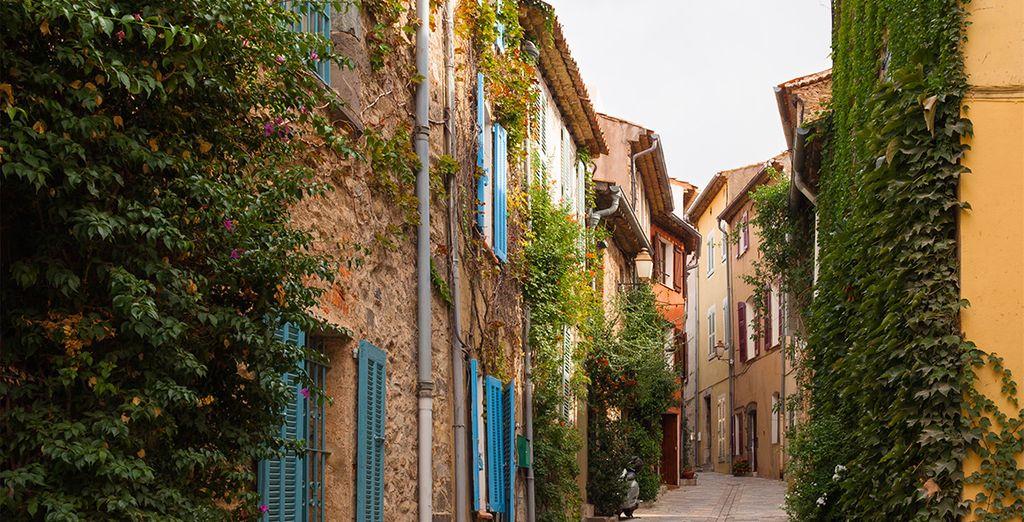 South of France holidays - Port Grimaud - Saint Tropez
