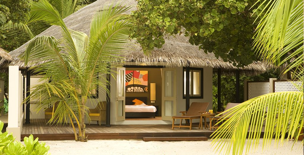 Hotel experiences in Maldives