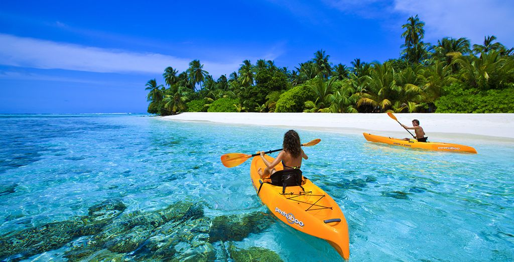 Activities for family in Maldives