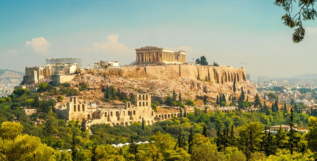 Last minute Greece - Holidays to Athens
