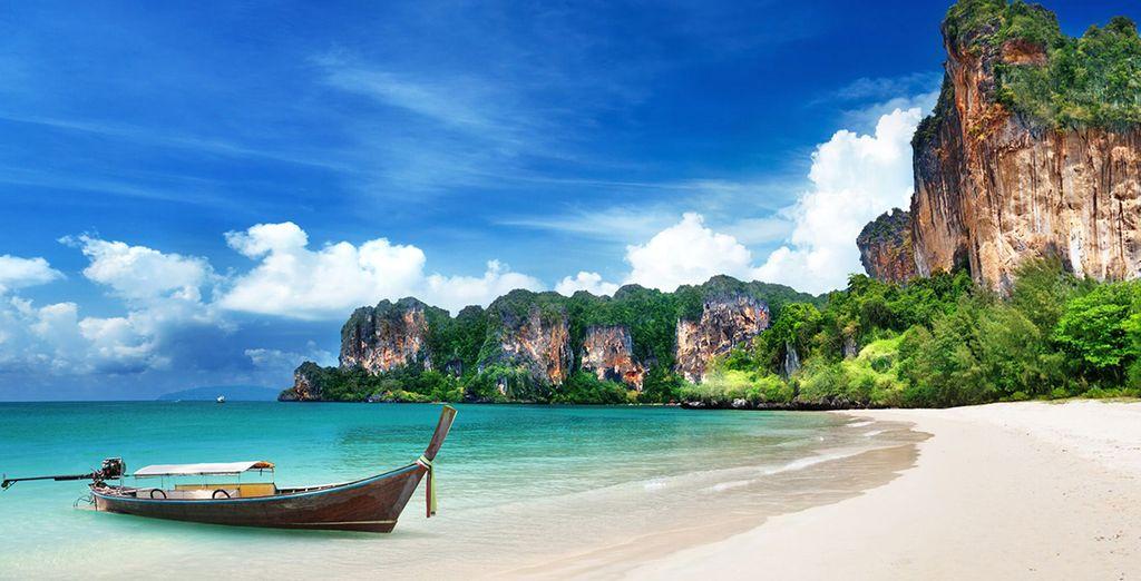 Thailan sun holidays information