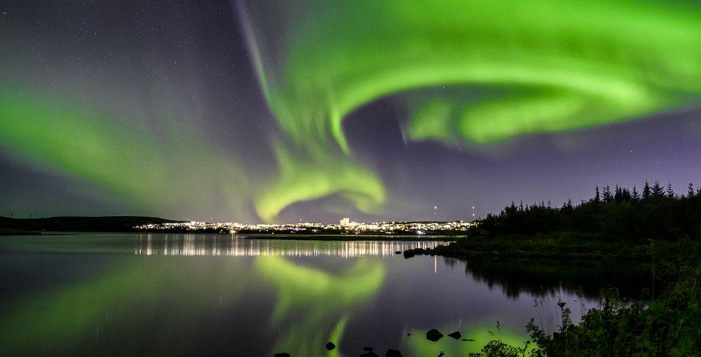 Northern Lights Winter Getaway - iceland holidays