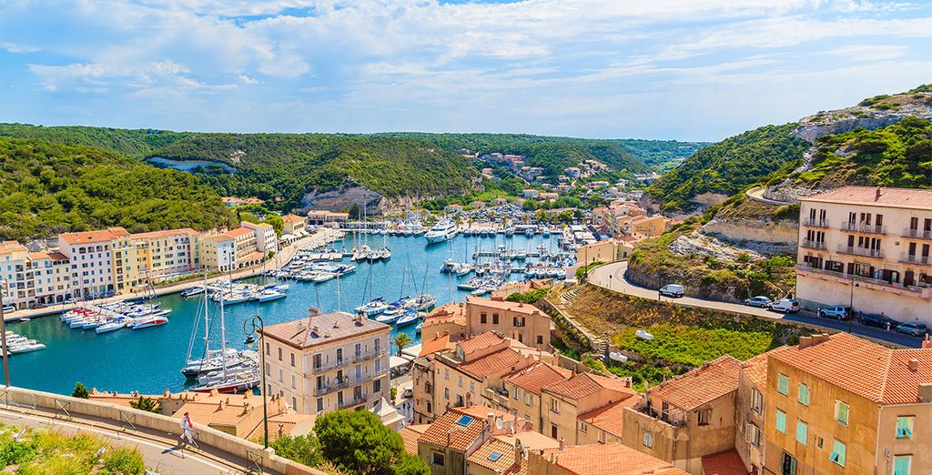 Holidays to Corsica
