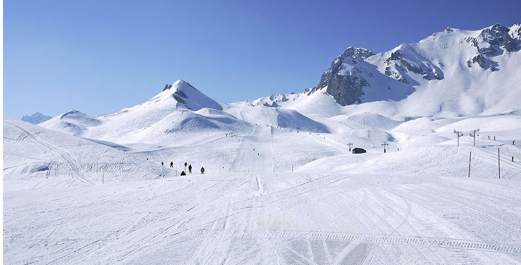 Ski Offers in Europe