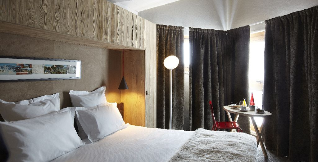 Le Val Thorens 4* - Ski accomodation