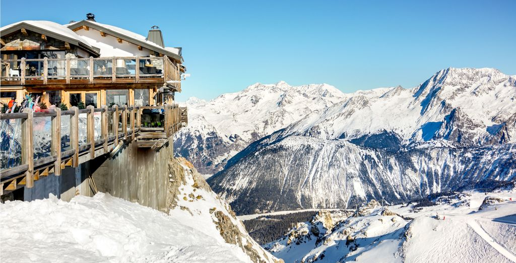 Best activities for Val Thorens ski holidays
