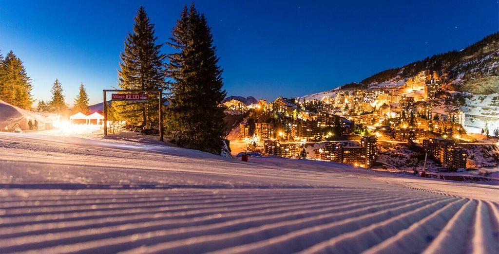 Avoriaz ski holidays