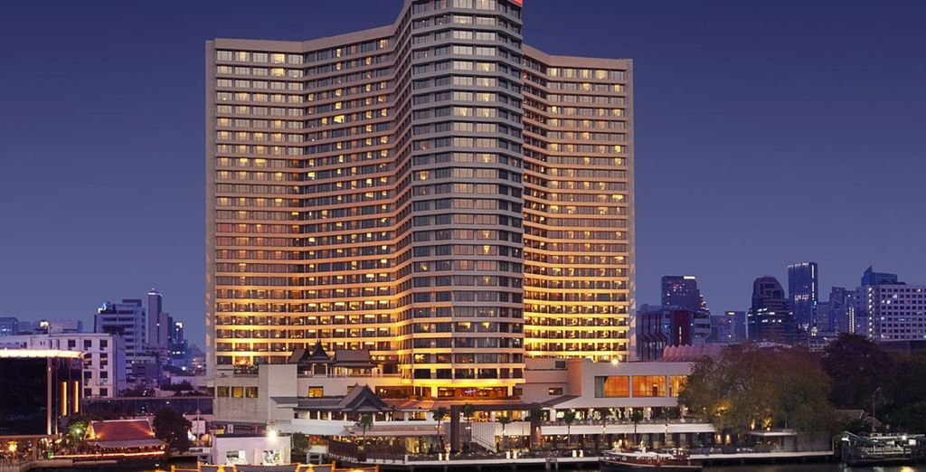 Where you'll stay at the Royal Orchid Sheraton